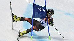 Los esquiadores españoles en Sochi, hacen balance