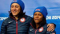 Lauryn Williams hace historia con medallas en Juegos de Invierno y Verano