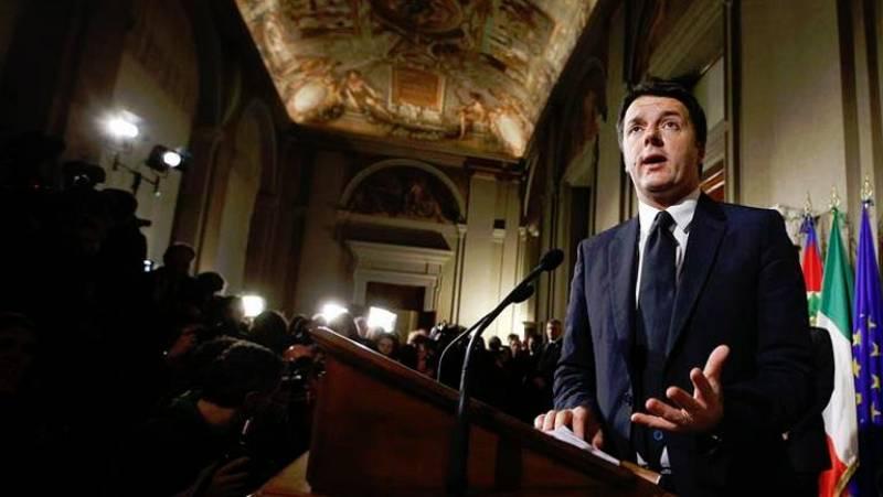 Matteo Renzi elige un Gobierno paritario y joven para aprobar las asignaturas pendientes de Italia