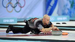 Canadá gana su tercera medalla de oro consecutiva en Curling