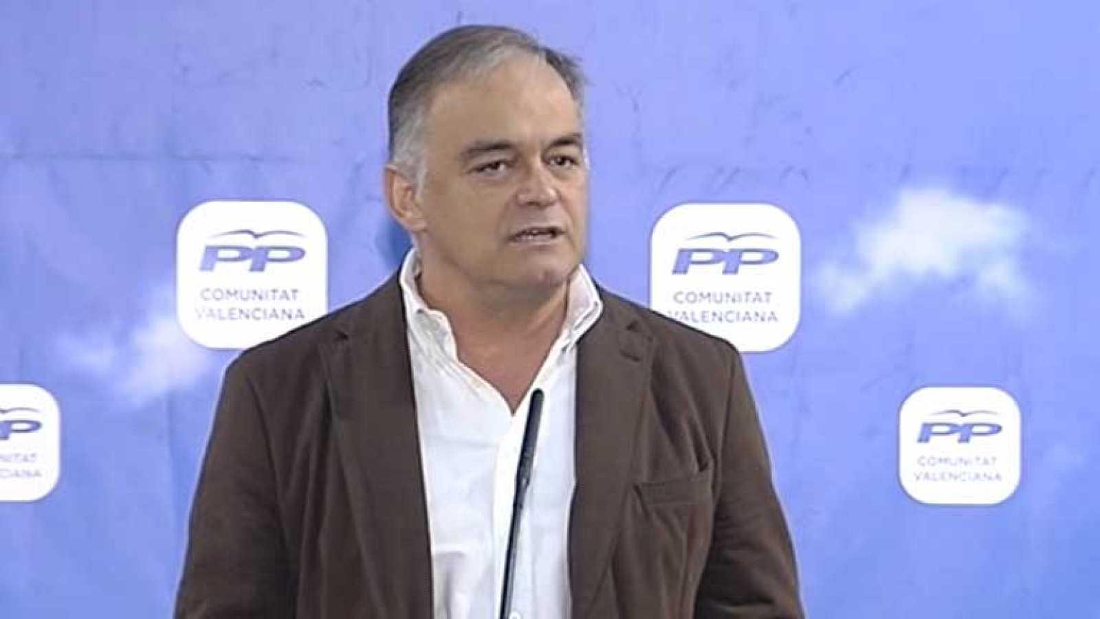 Pons asegura, con respecto a Cataluña, que es momento de estar unidos