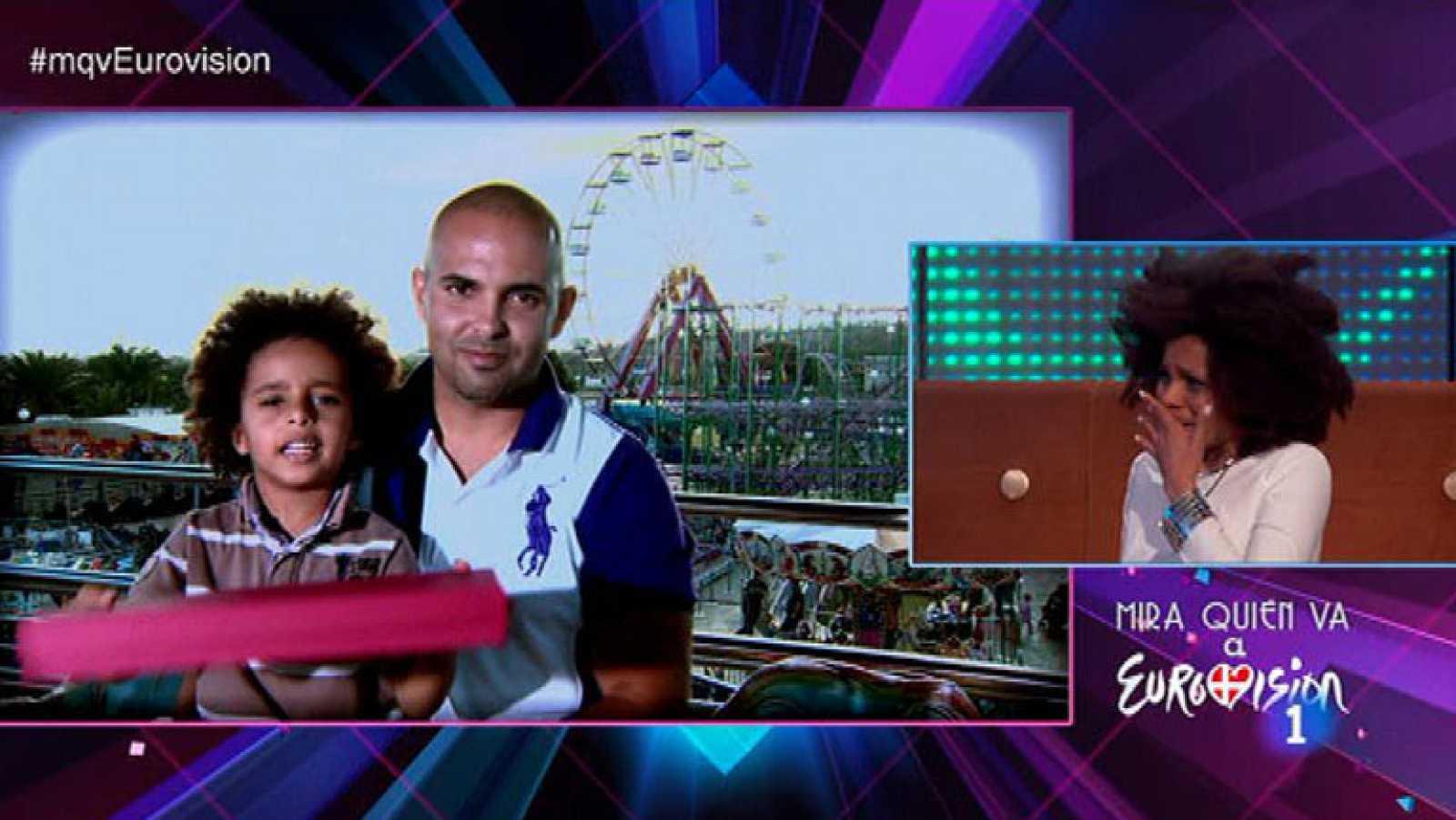 Eurovisión 2014 - Una sorpresa para Brequette