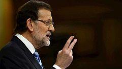 Debate sobre el estado de la Nación 2014 - Discurso de apertura de Mariano Rajoy