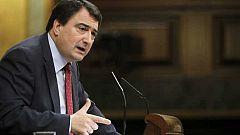 Debate sobre el estado de la Nación 2014 - Aitor Esteban, PNV