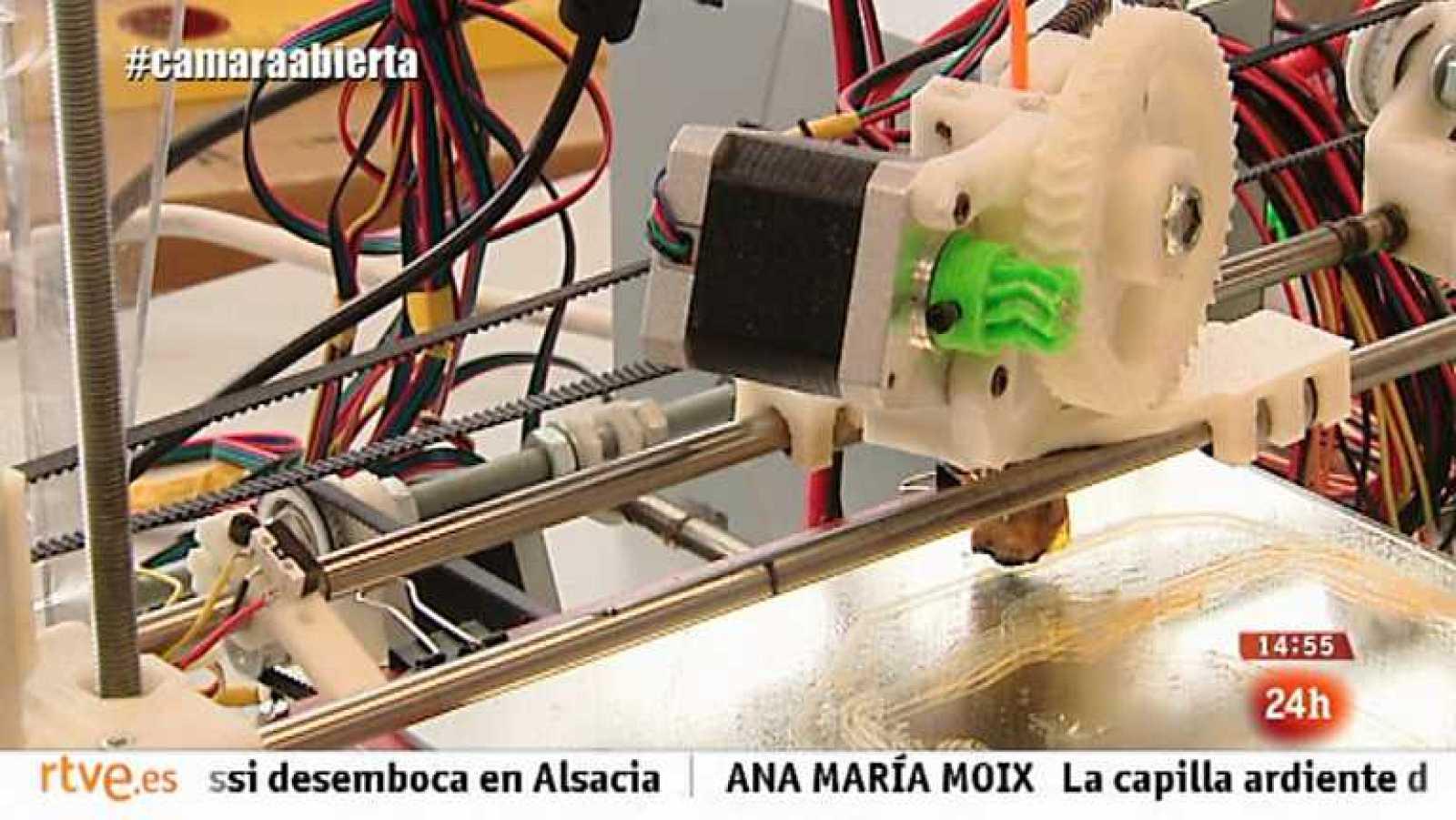 Cámara abierta 2.0 - Tendencias en el consumo de cine, MashmeTV, Humans of New York y Henar Álvarez en 1minutoCOM - 01/03/14 - ver ahora