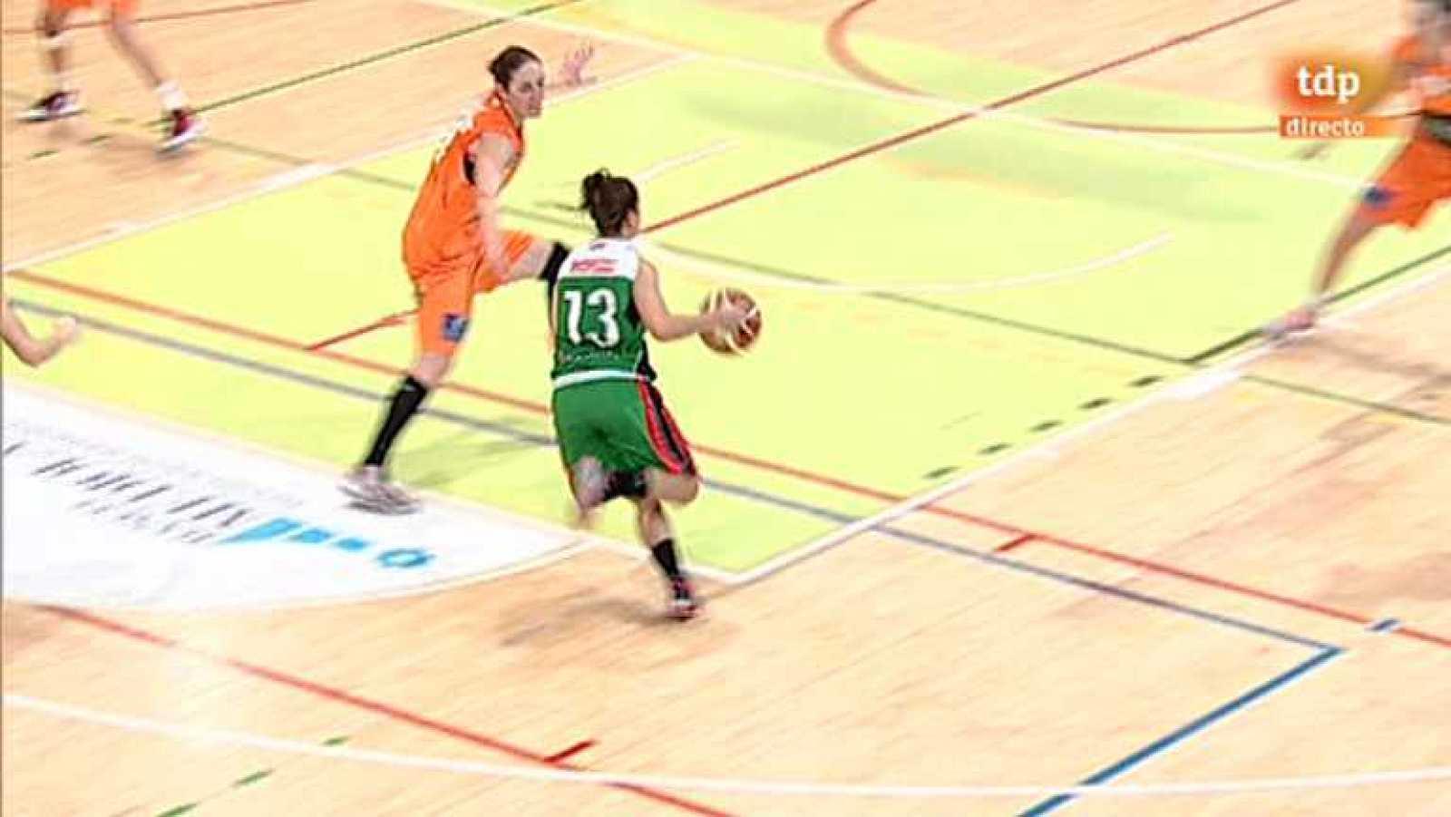 Baloncesto - Liga española femenina. 18ª jornada: Bizkaia GDKO - CD Zamarat- Ver ahora