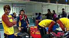 El equipo paralímpico español, preparado para los Juegos de Sochi