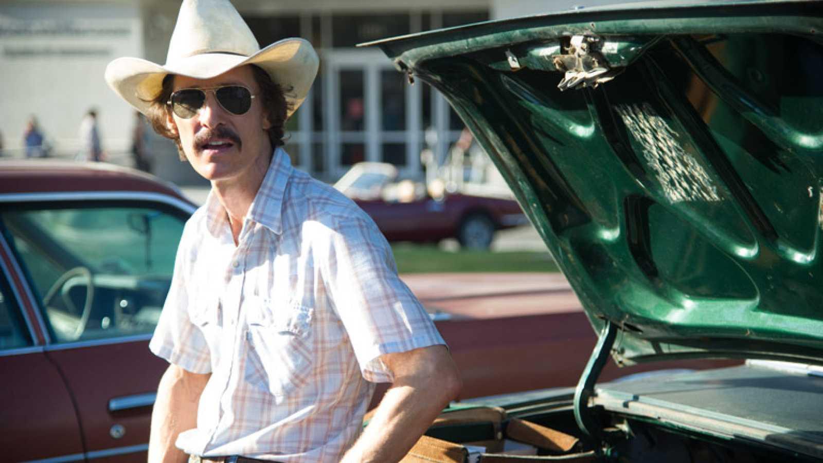 Tráiler de 'Dallas Buyers Club', película ganadora de tres Oscar