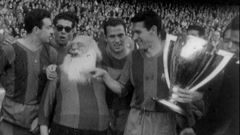 Conexión vintage - Historia del FC Barcelona - ver ahora