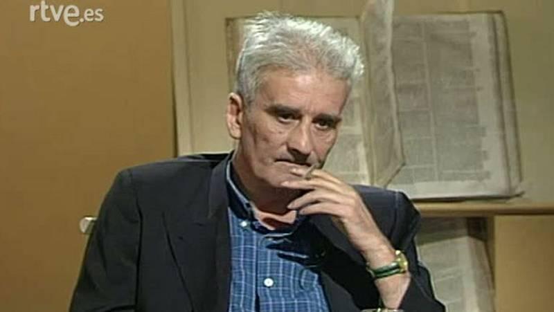Negro sobre blanco - Leopoldo María Panero (1999)