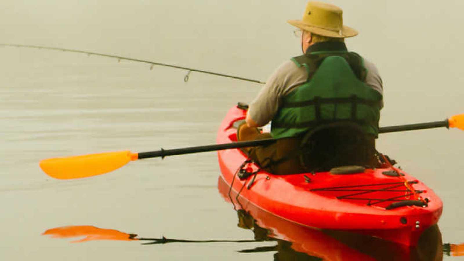 Jara y sedal - Pesca desde kayak en Levante - Ver ahora