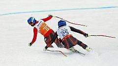 Santacana logra el oro en el descenso
