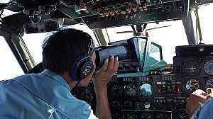 Investigan la desaparición de un avión