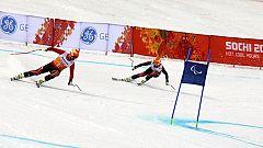 Santacana se queda a un paso de otra medalla en Sochi