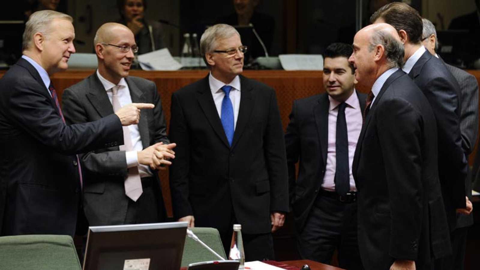 El Eurogrupo flexibiliza su posición sobre el fondo de resolución para ablandar a la Eurocámara