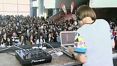 Fiesta de Radio 3 en Vigo