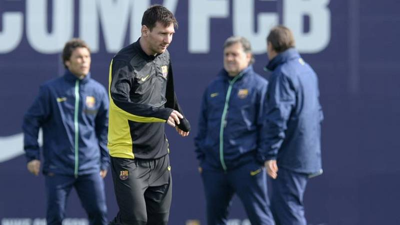 El Barcelona, a reivindicarse ante el Manchester City