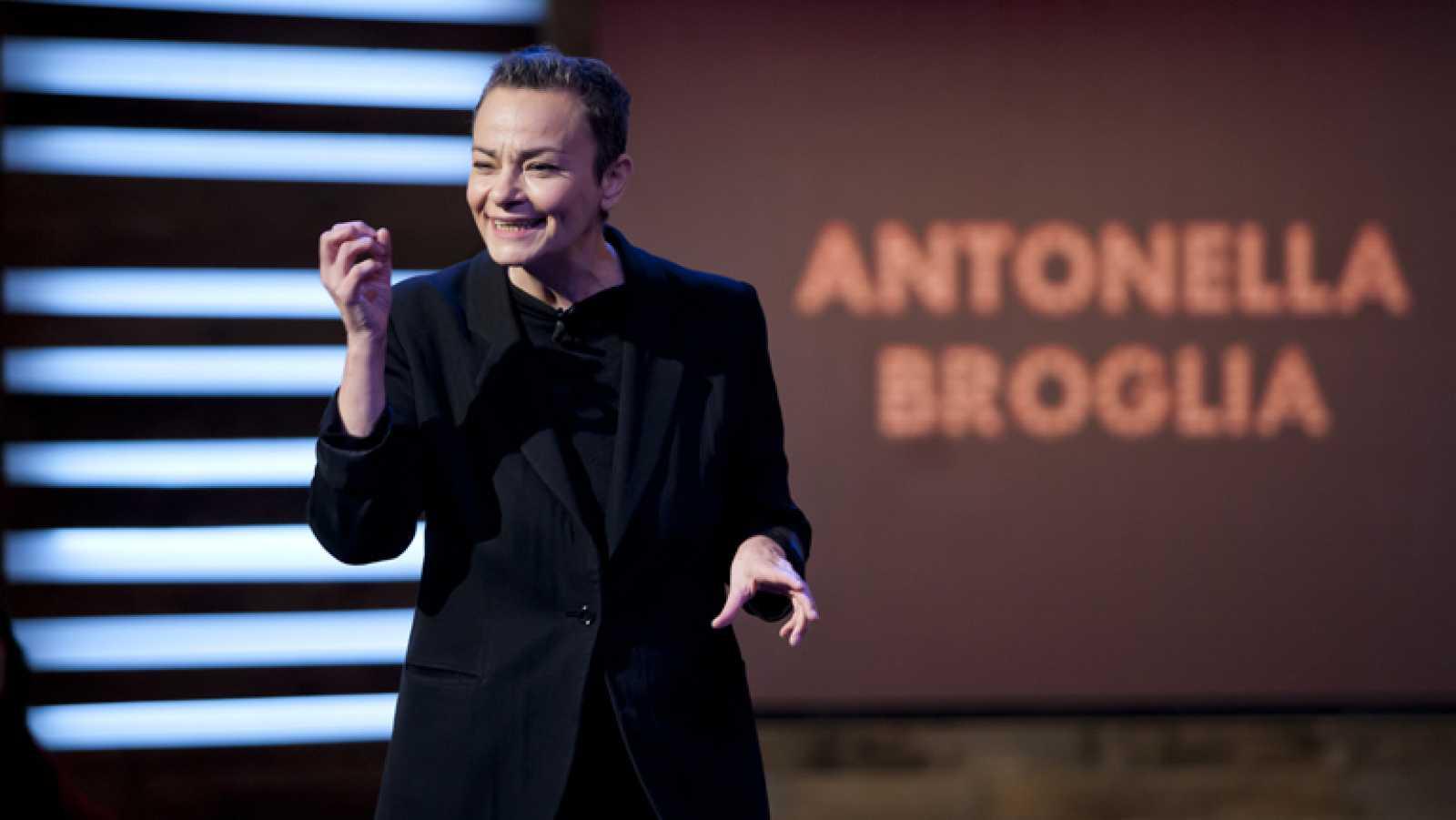 """""""El espectáculo de la palabra"""", por Antonella Broglia - Ver ahora"""