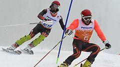 Gabriel Gorce y Arnau Ferrer suman la tercera medalla para España