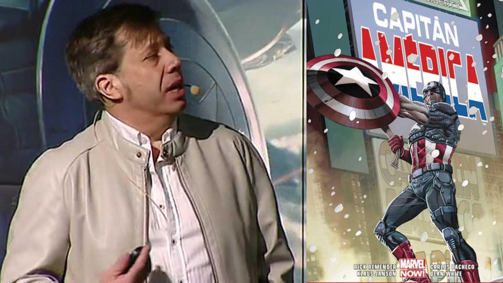 La nueva película del Capitán América se estrenaen Los Ángeles