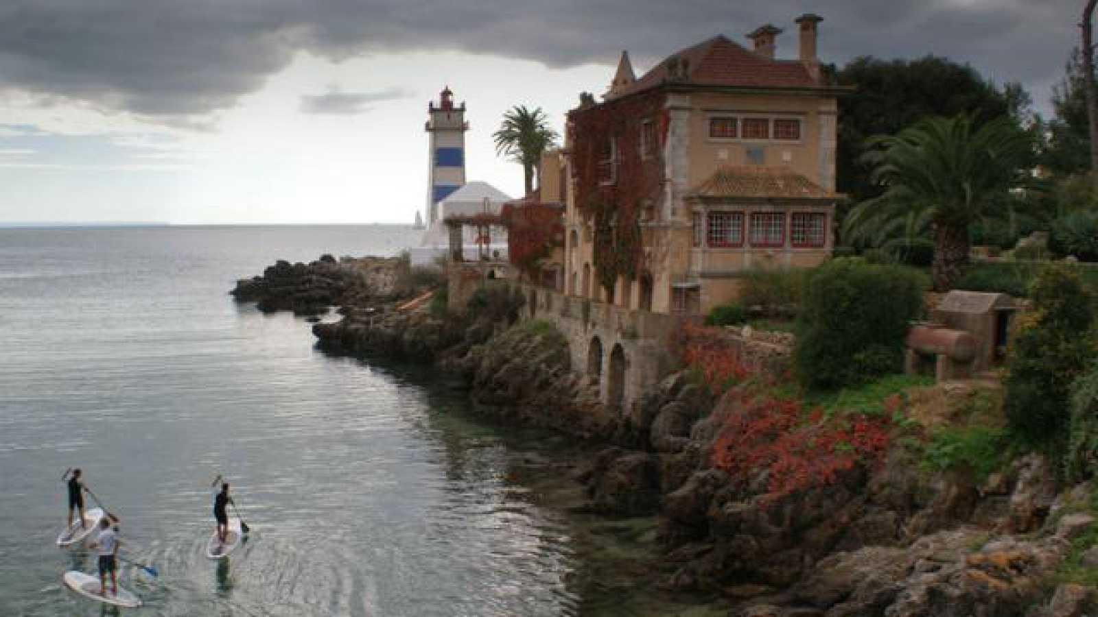 'Nómadas' por la costa de Estoril