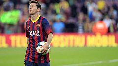 """Messi: """"Es una oportunidad única de acercarnos"""""""