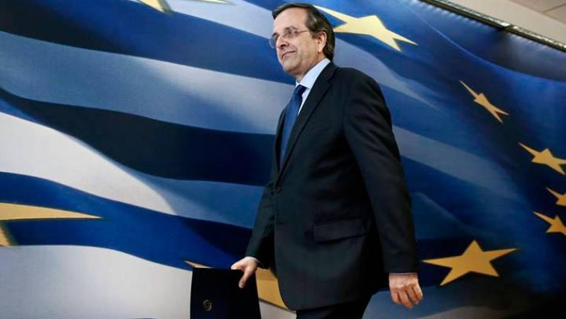 Grecia llega a un preacuerdo con la troika para recibir dos nuevos tramos del rescate financiero