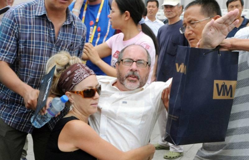 Nuevas protestas en Tiananmen
