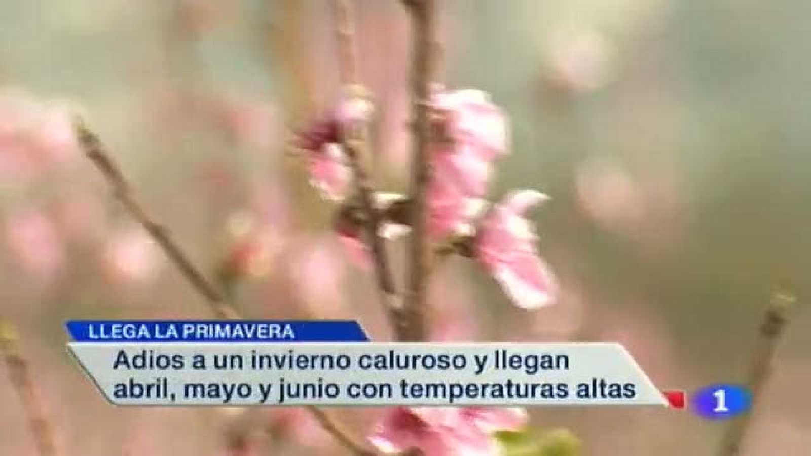 Noticias Murcia.(20/03/2014)