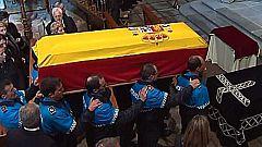Especial informativo - Exequias de Adolfo Suárez en la catedral de Ávila
