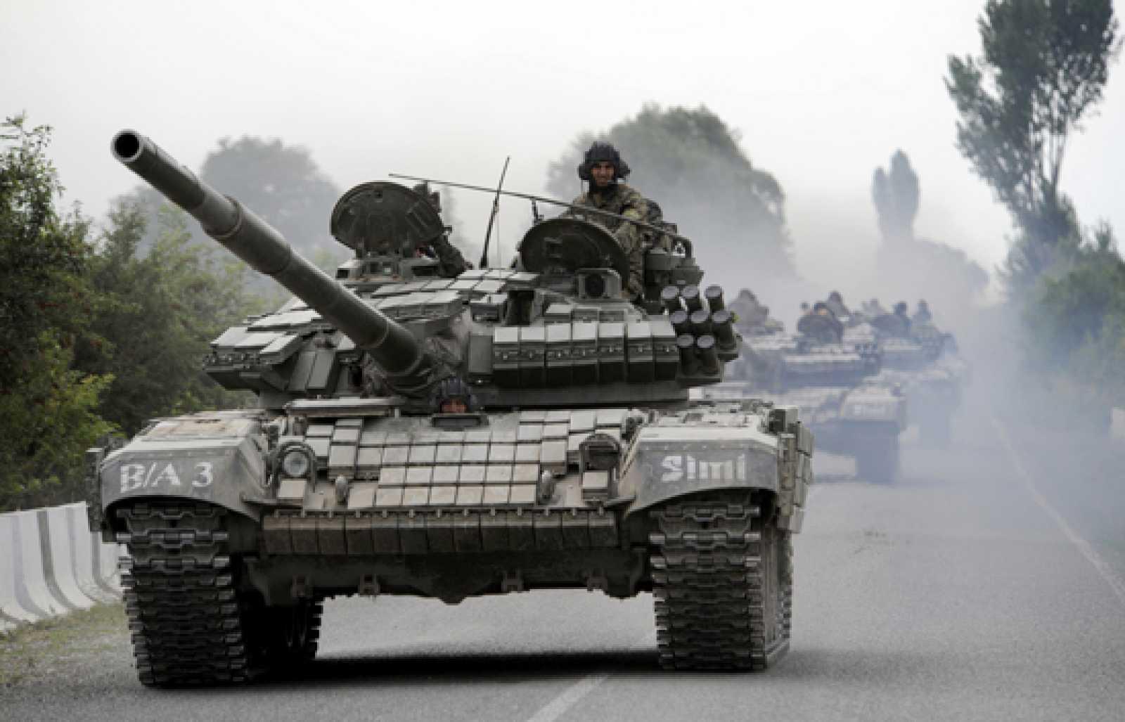 Ataque contra Osetia del Sur