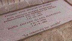 La mañana - Visitamos la tumba de Adolfo Suárez