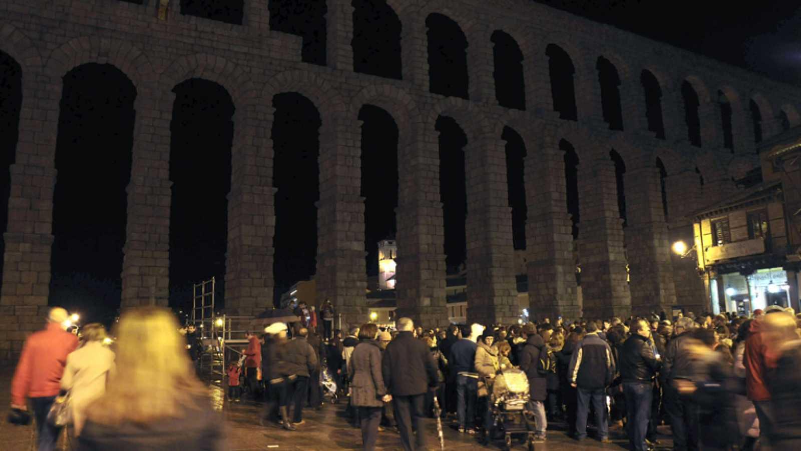 España y el mundo se apagan en 'La Hora del Planeta'