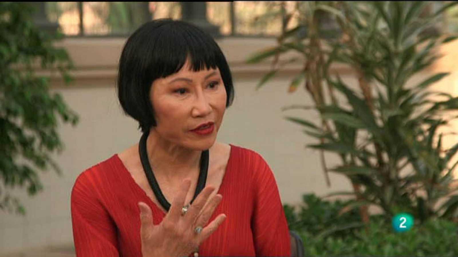 Página 2 - Entrevista a Amy Tan