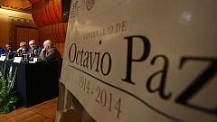 Se cumplen 100 años del nacimiento del escritor Octavio Paz