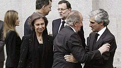 Especial informativo - Funeral de Estado en memoria de Adolfo Suárez