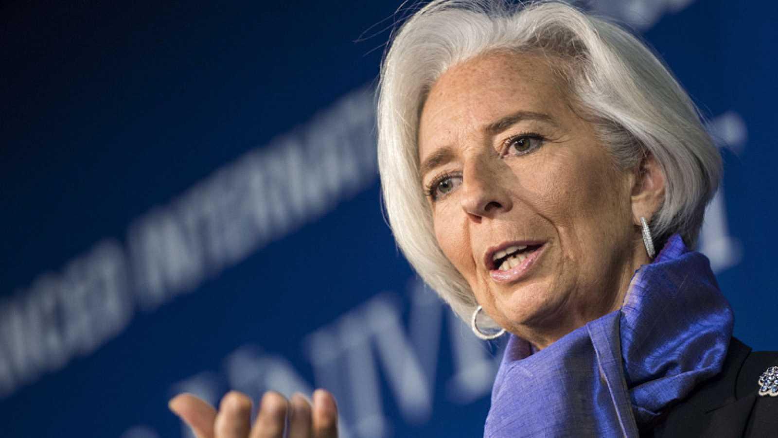 Lagarde subraya los riesgos de una baja inflación en la zona euro y pide al BCE que tome medidas