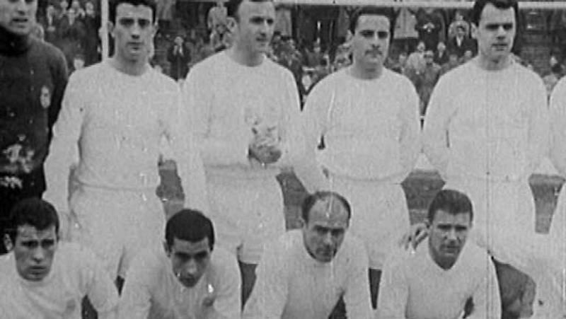 Conexión vintage - Historia del Real Madrid - ver ahora