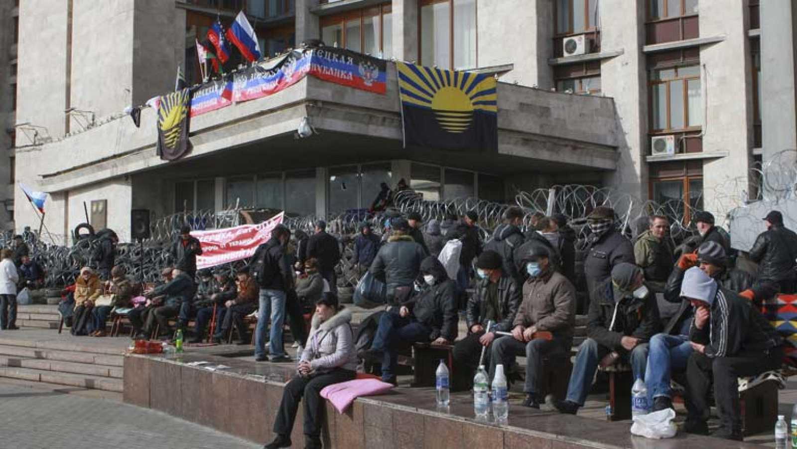 Aumenta la tensión en el este de Ucrania