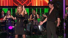 Mira quién baila - Norma mueve el culete a ritmo de samba