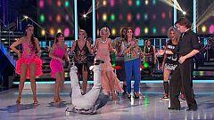 Mira quién baila - ¡Àngel y Colate comparten pista de baile!