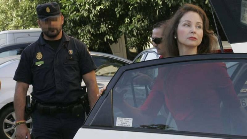 El Congreso y el Senado devuelven a Alaya los oficios sobre Chaves y Griñán