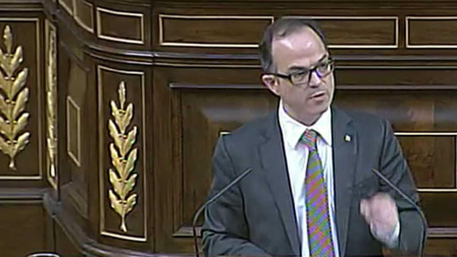 """Los diputados catalanes ofrecen un """"pacto"""" para una consulta """"legal y posible"""" si hay """"voluntad"""""""