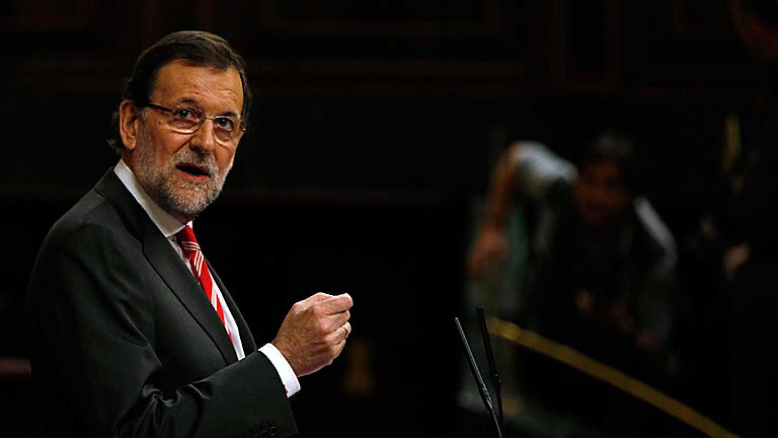 """Rajoy: """"No concibo España sin Cataluña. Se pretende un proyecto de fractura y división"""""""