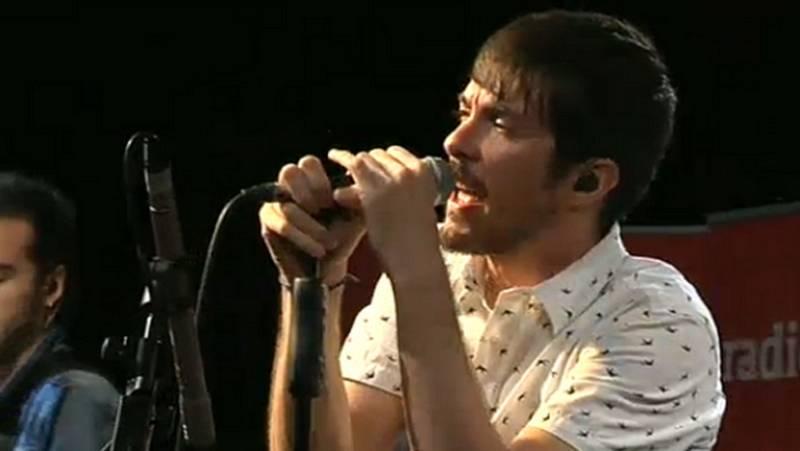 Vetusta Morla presenta 'La deriva' en concierto en Radio 3 - 08/04/14