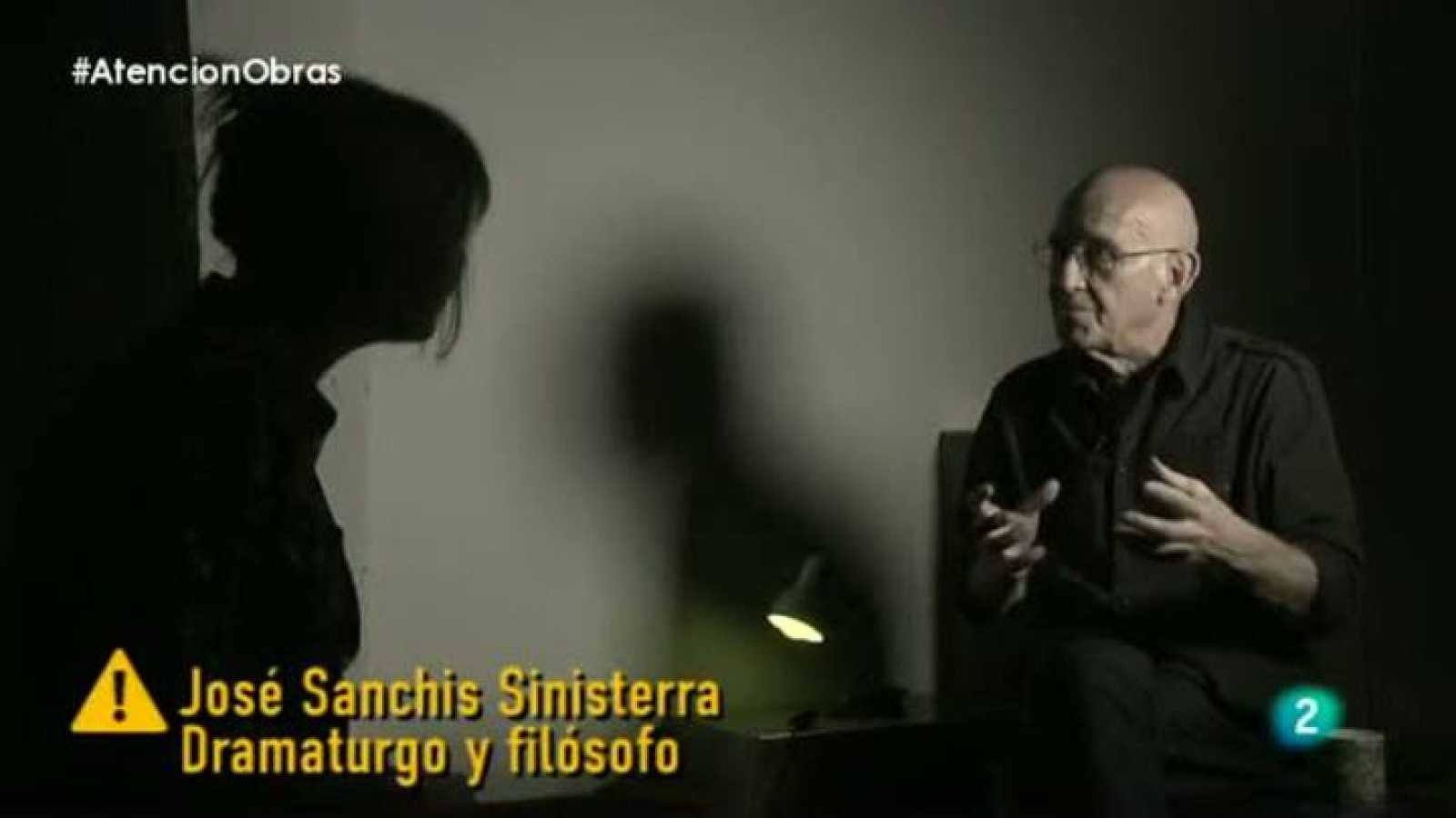 Atención obras -  José Sanchis Sinisterra