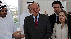 El Rey llega a Kuwait, un país con un ambicioso programa de infraestructuras