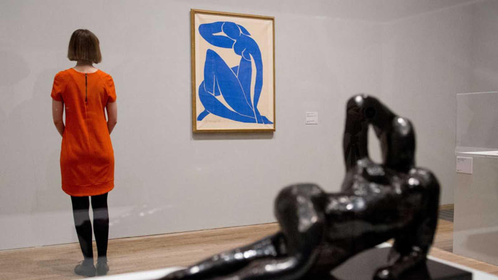 Exposición de Matisse en la Tate Modern de Londres