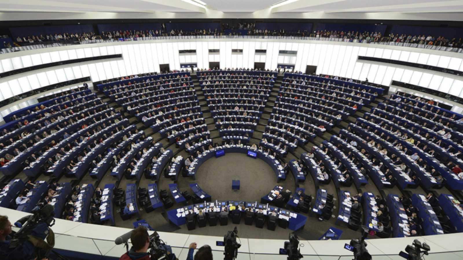 Los eurodiputados aprueban el mecanismo de resolución de bancos en crisis