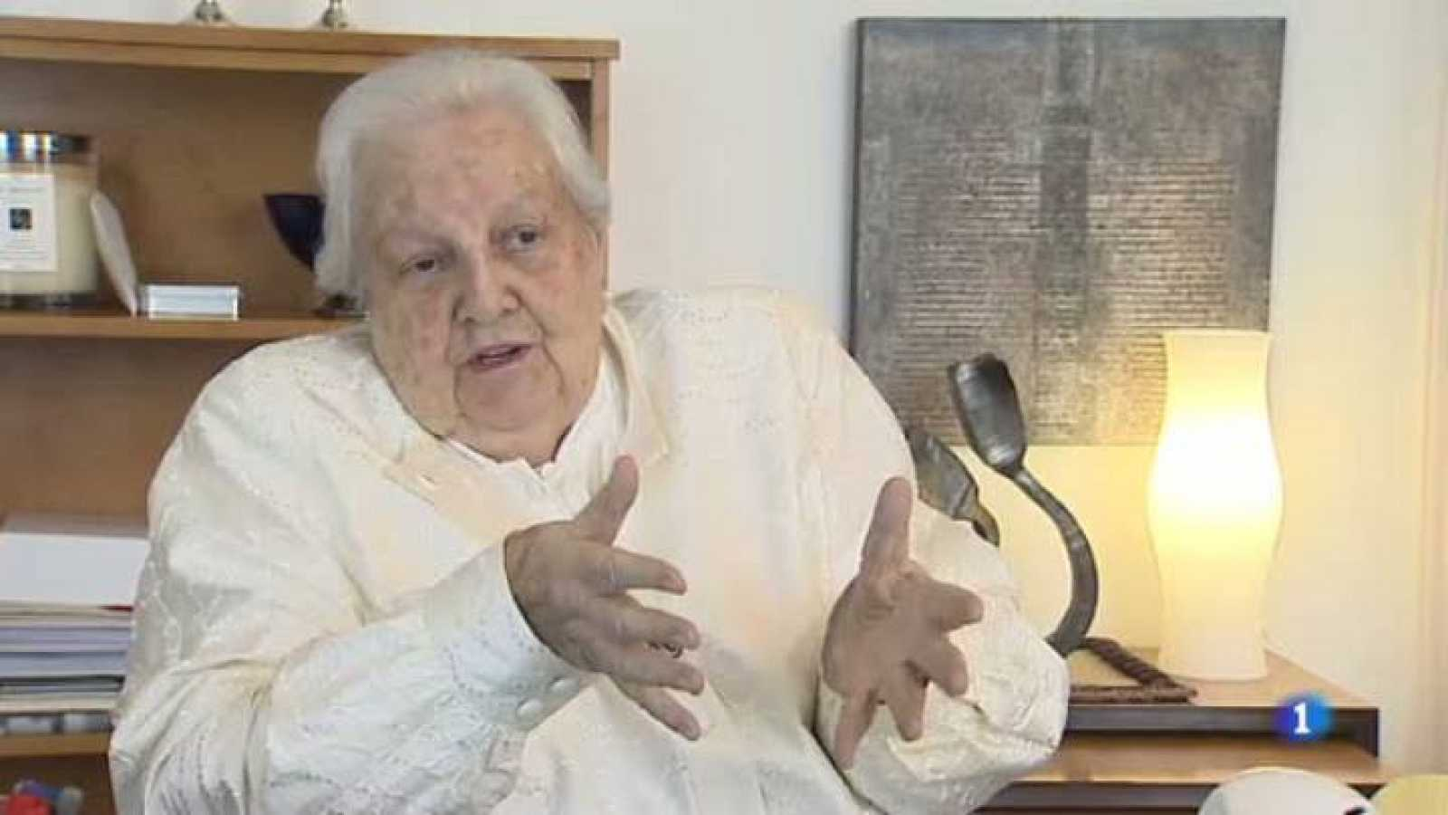 Entrevista exclusiva amb Carmen Balcells, l'agent literària de Gabriel García Márquez